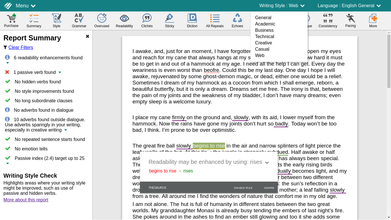 Pro Writing Aid Proofreader and Plagiarism Checker Review [Premium and Basic] 1