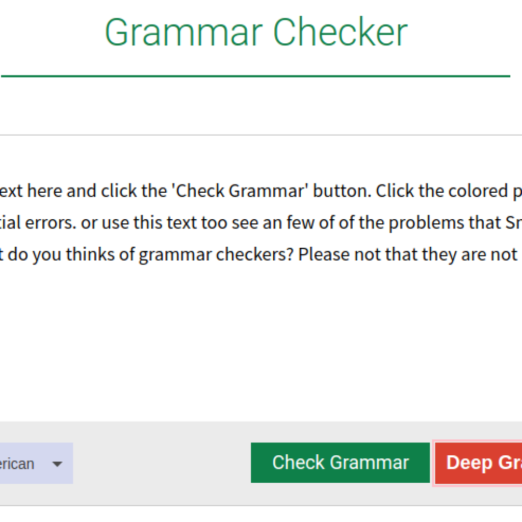 smallseotools grammar checker